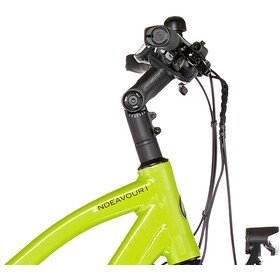 Kalkhoff Endeavour 1.B Move Trapeze 400Wh, wasabi green glossy